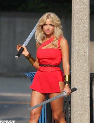 Ashley-Benson-went-warrior-mode-Toronto-set-her-new